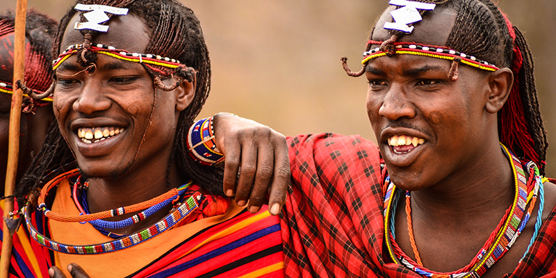 Image result for the maasai